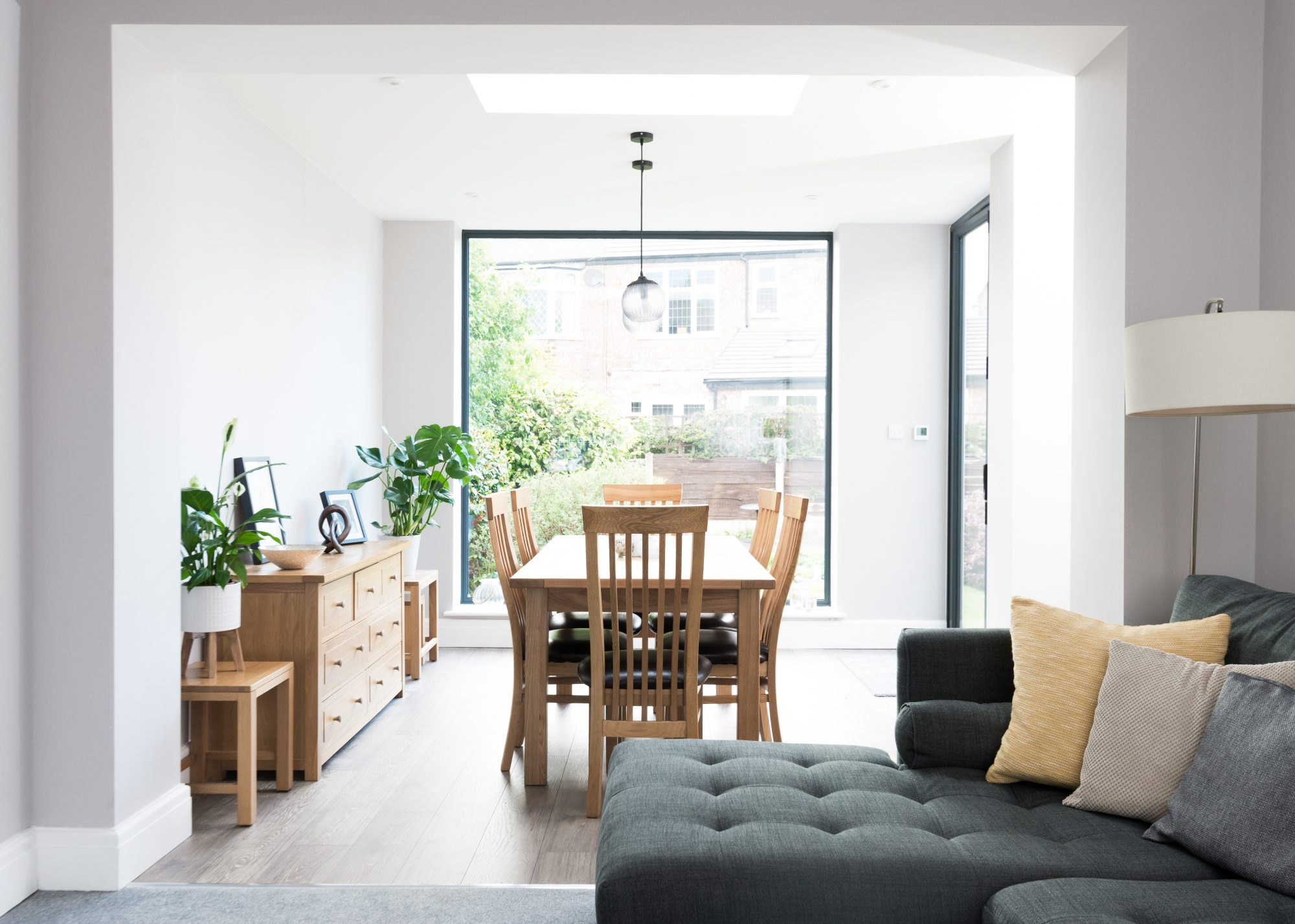 PROJECT COVER PHOTO AND THUMBNAIL Lounge to Dining Room