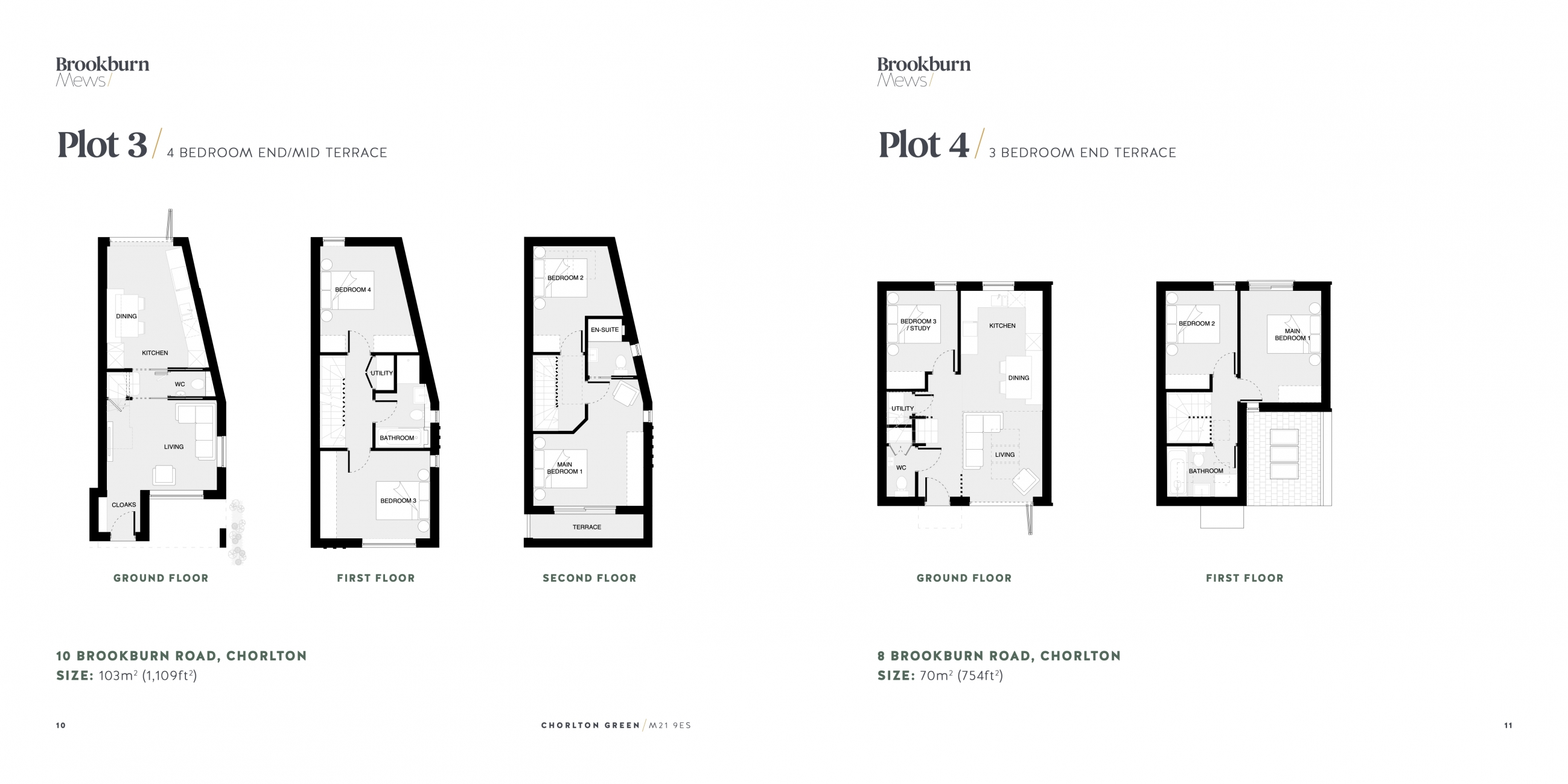 Brookburn Plans 2