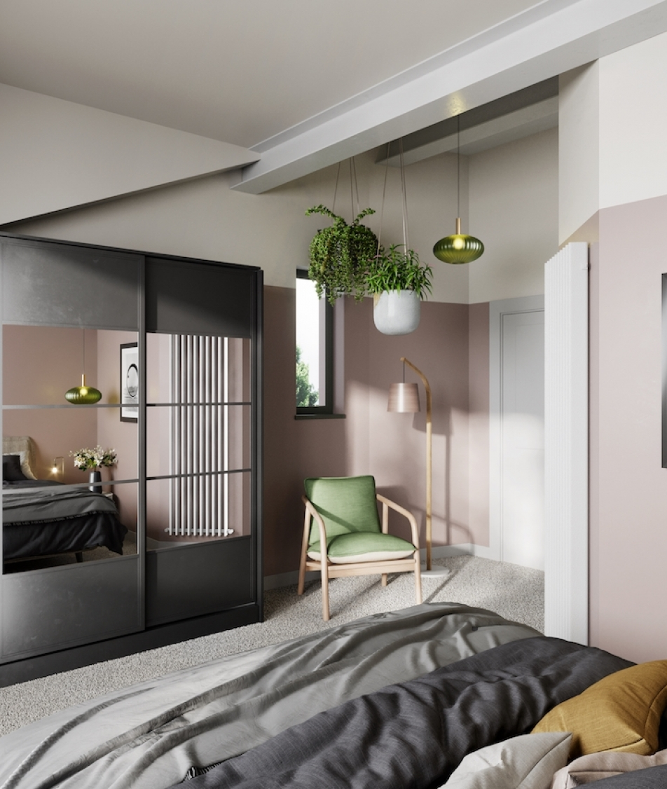 Chorlton bedroom 2